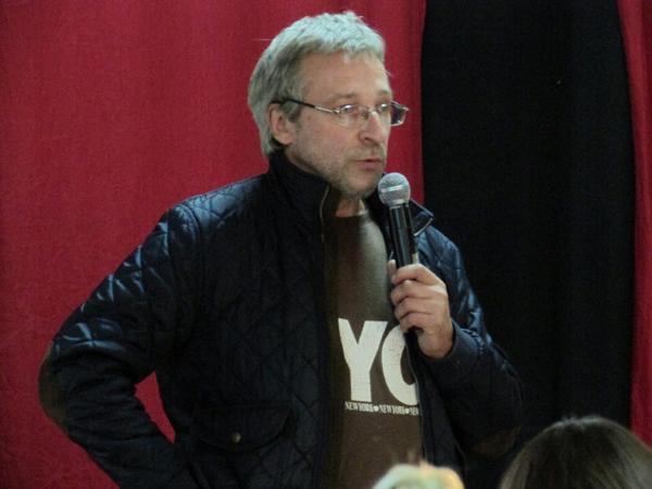 Артур Клинов, белорусский художник, писатель