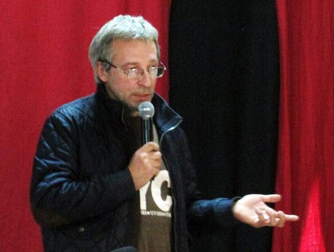 Arthur Klinau, writer